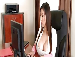 Boss sex videos - big black boobs